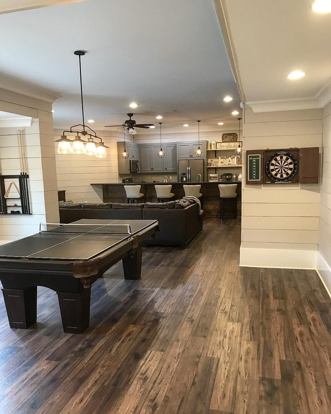 Best Finished Basement Ideas Fot Teen Hangout Finished