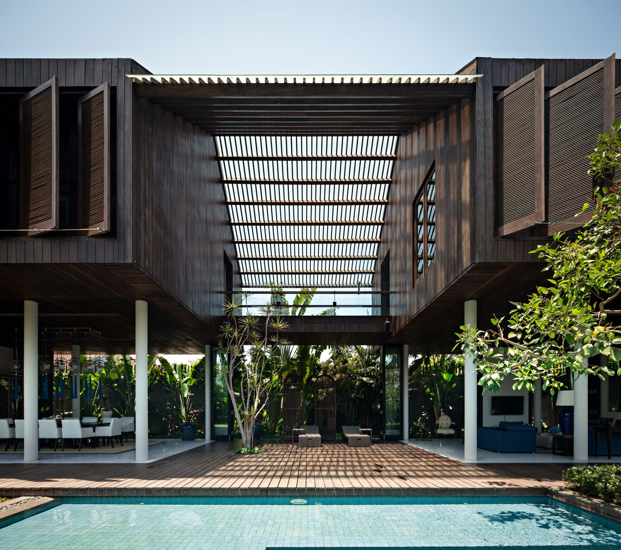 Gallery Of DRA House In Bali / D-Associates - 1