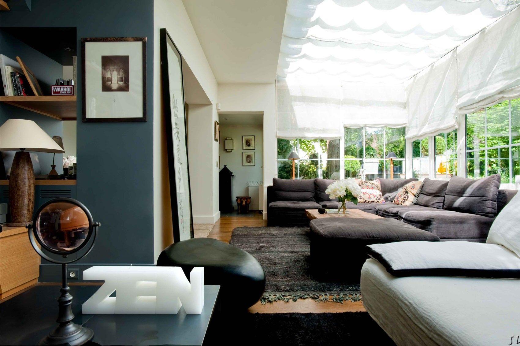 Window ideas for a sunroom  sarah lavoine designer duintérieur  roomsliving room  pinterest
