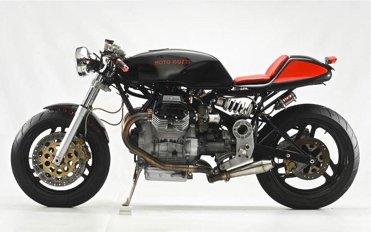 V1100 Sport Inazuma Café Racer Cafe Racer Moto Guzzi Cafe Racer Racer