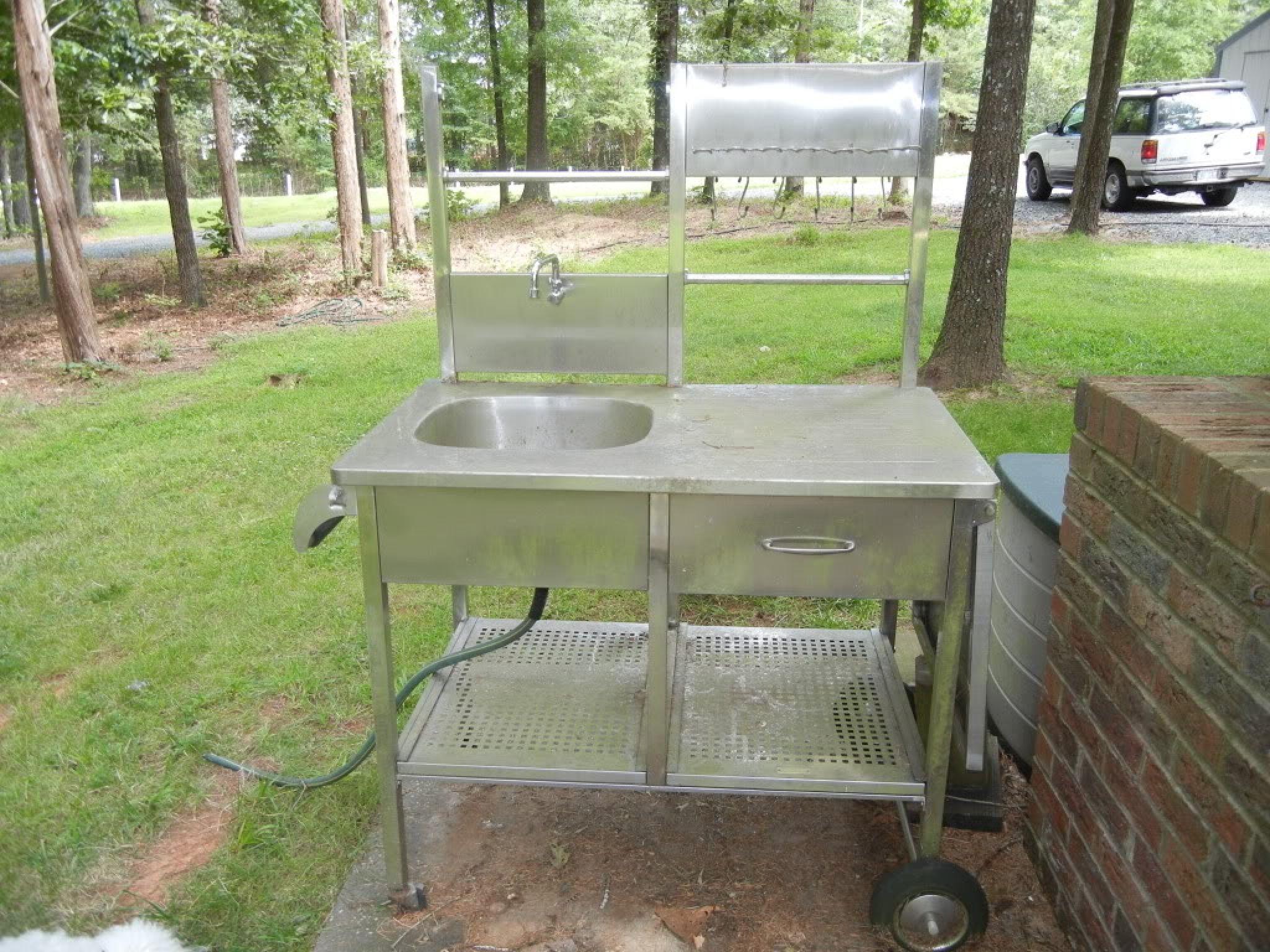 Members Mark Outdoor Kitchen Best Interior Paint Brands Check More At Outdoor Kitchen Sink Outdoor Sinks Kitchen Sink Design