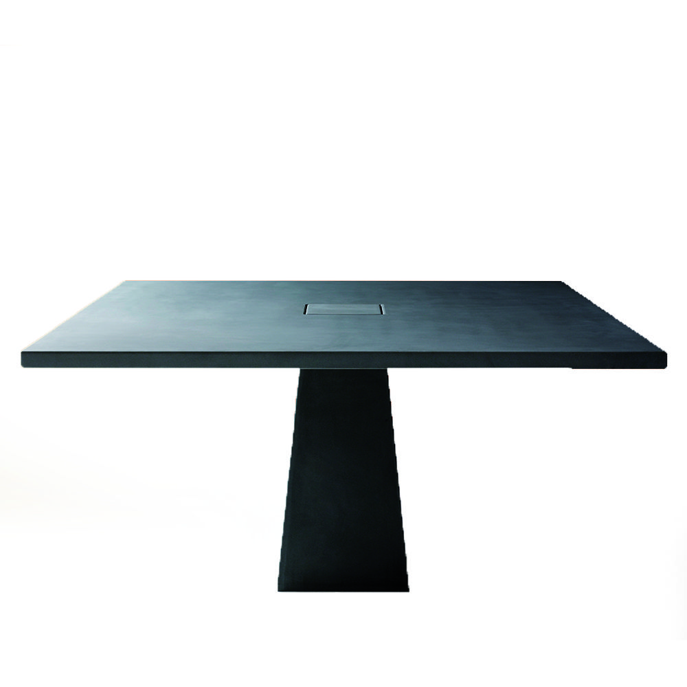 Shop Suite Ny For The Incas Table Designed By Angelo Mangiarotti For Agapecasa And More Designer Italian Furniture In Table Design Dining Table Table Furniture [ 1000 x 1000 Pixel ]