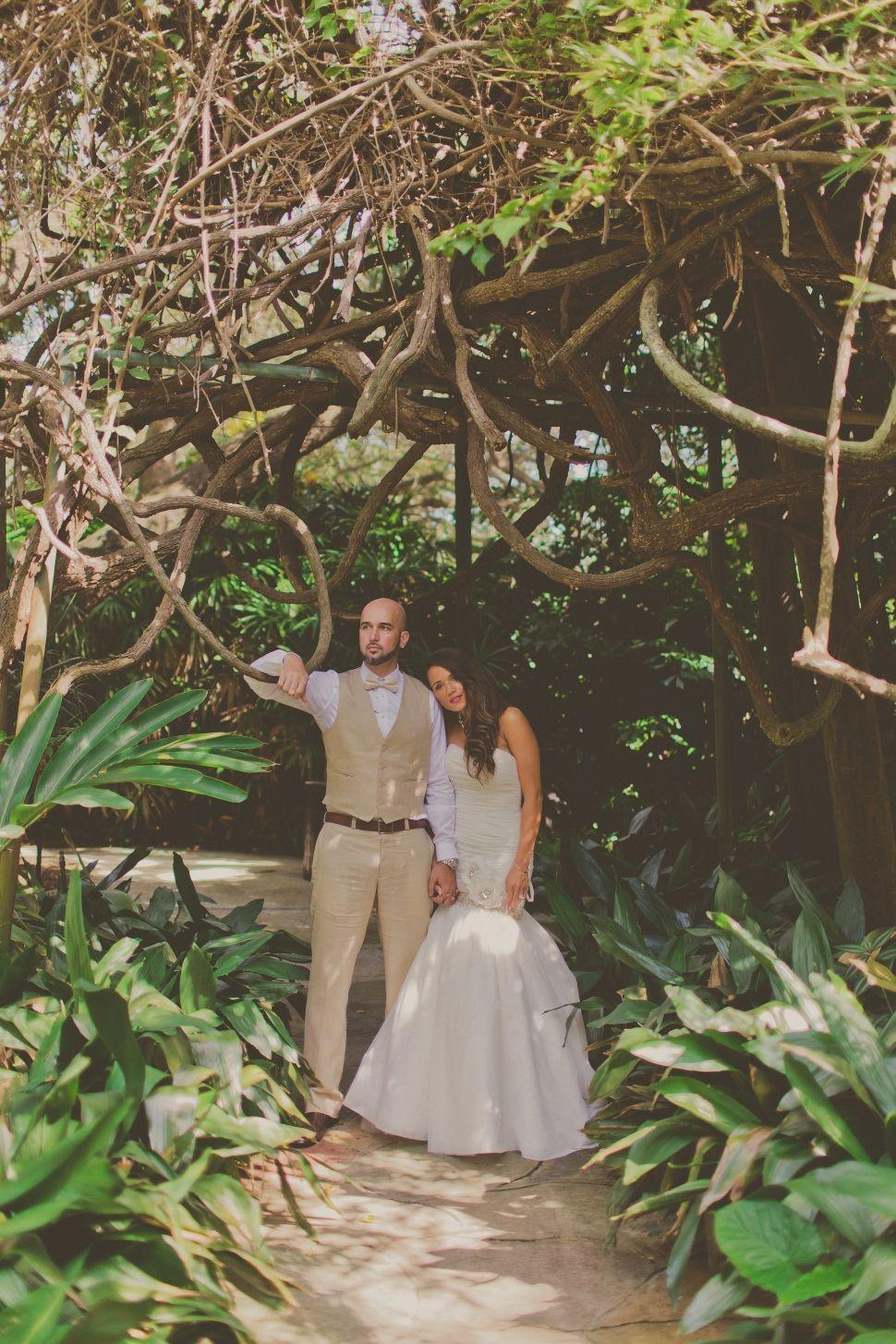 Sade and James | Sunken Gardens Wedding » Stacy Paul Photography ...