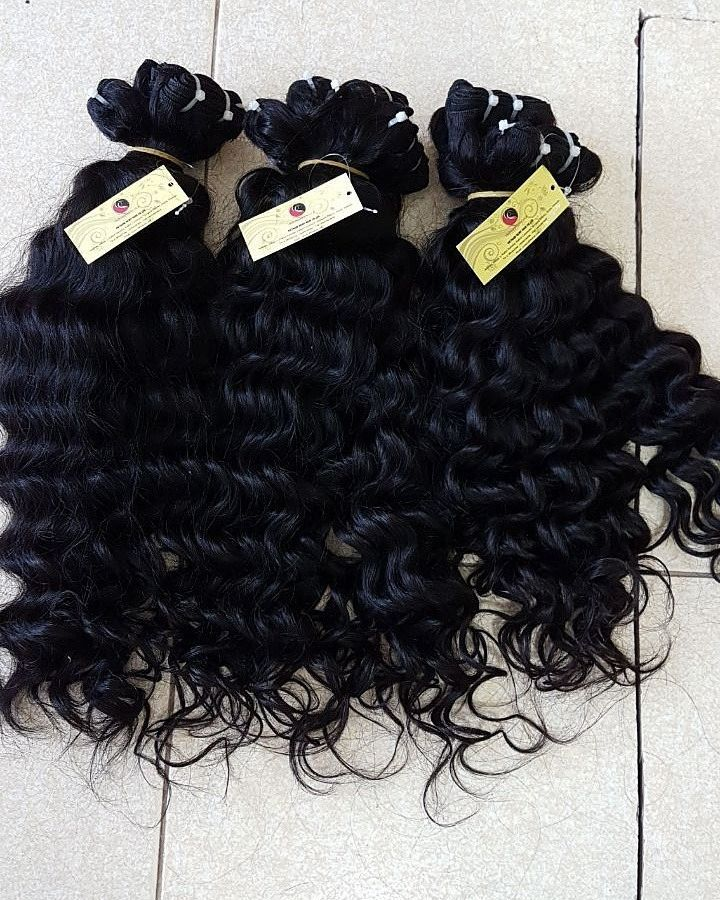 Pin by VIETNAM REMY HAIR CO.,LTD on MACHINE WEAVE HAIR