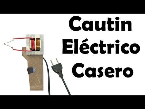 Cómo Hacer Un Cautin Eléctrico Casero Muy Fácil De Hacer Cautin Electrico Estacion De Soldadura Cautin Casero