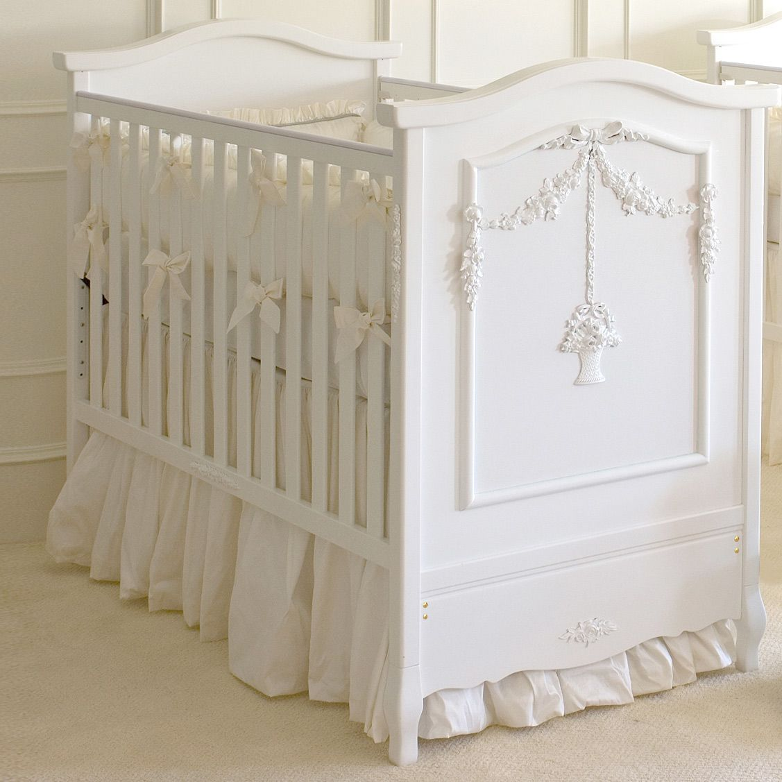 french style baby furniture. French Flower Basket Crib At LuxuryLamb. Shop For From Baby Furniture / Cribs Designer Collection Affordable Prices. Style R