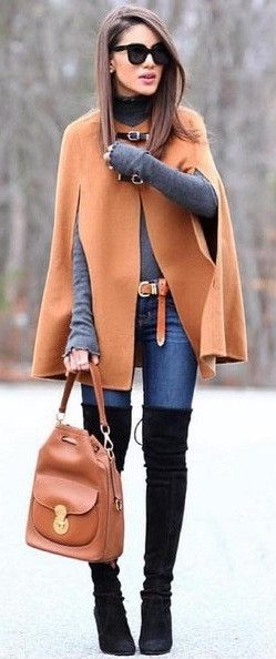 Top 55 Spring Outfits  2017 Fashion Trends  4ee5e7595