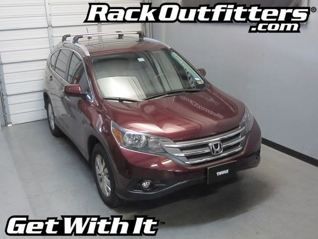 Rack Outfitters - Honda CR-V Thule SILVER AeroBlade EDGE Roof Rack '12-'14*, $449.85 (http://www.rackoutfitters.com/honda-cr-v-thule-silver-aeroblade-edge-roof-rack-12-14/)