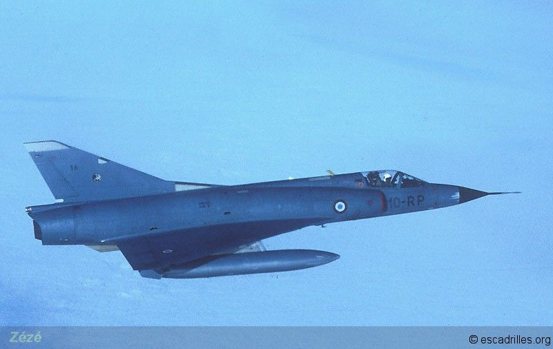 1985 last spring for the Dassault Mirage IIIC in French service.