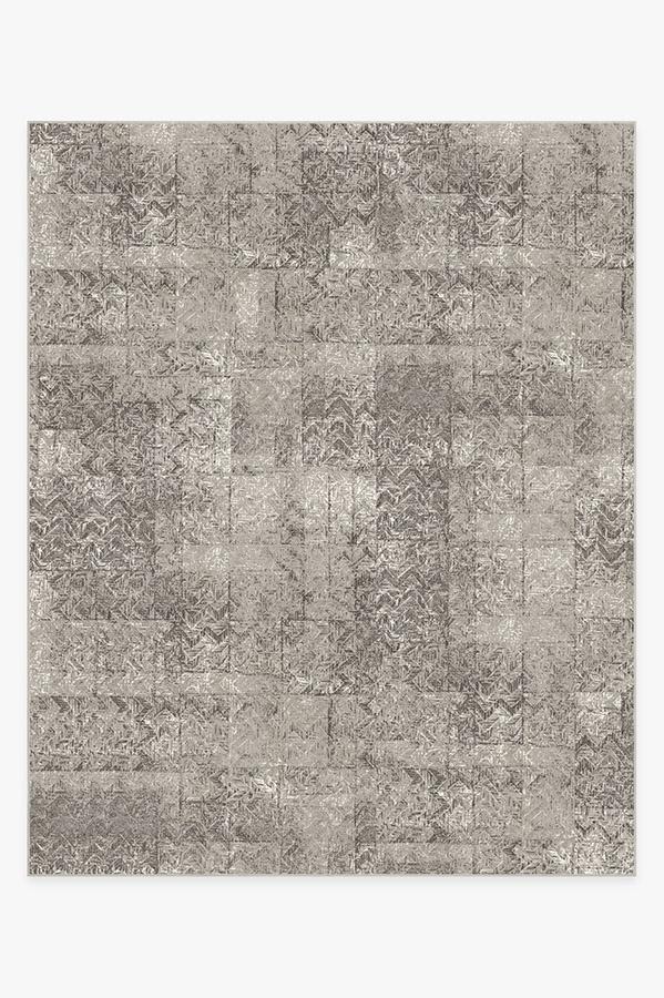 Herringbone Batik Ash Grey Rug Grey Rugs Washable Area Rugs