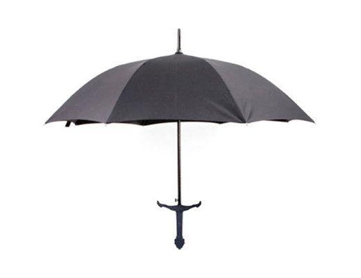 Kikkerland Design Inc   » Products  » Broad Sword Umbrella