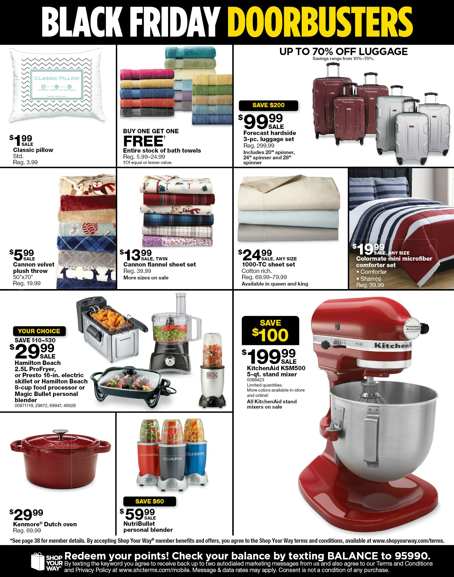 Sears Black Friday 2017 Ads And Deals Here Is Everything You Need For Sears Black Friday See The Official Sears Black Friday Ad For Store Hours And Check Out A