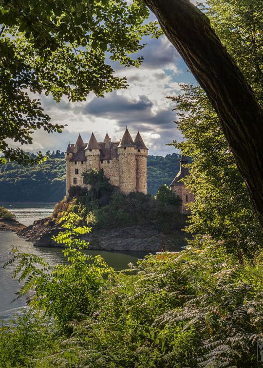Château du VAL,  France #castles