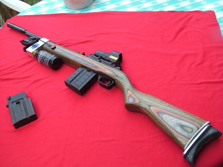 Crosman 1077 Air Rifle Magazine