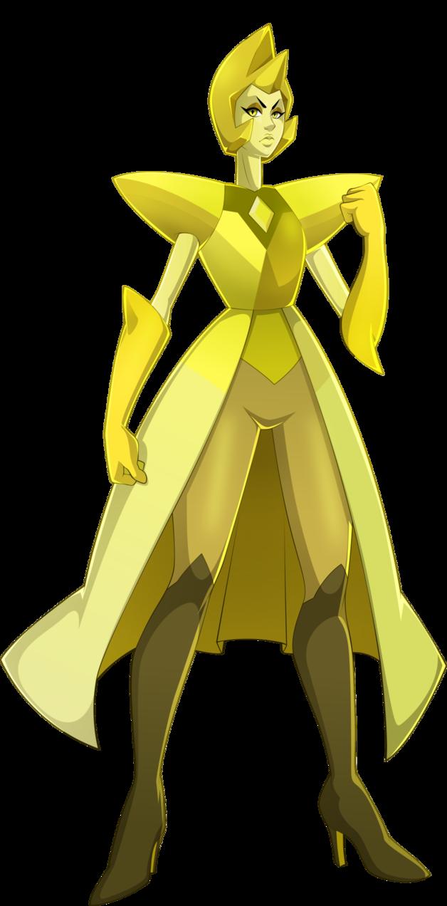 Yellow diamond steven universe pinterest steven for Yellow diamond mural