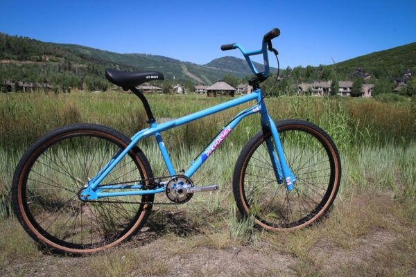 GT 2017 mountain road BMX bike Hellion 29 pro performer 26
