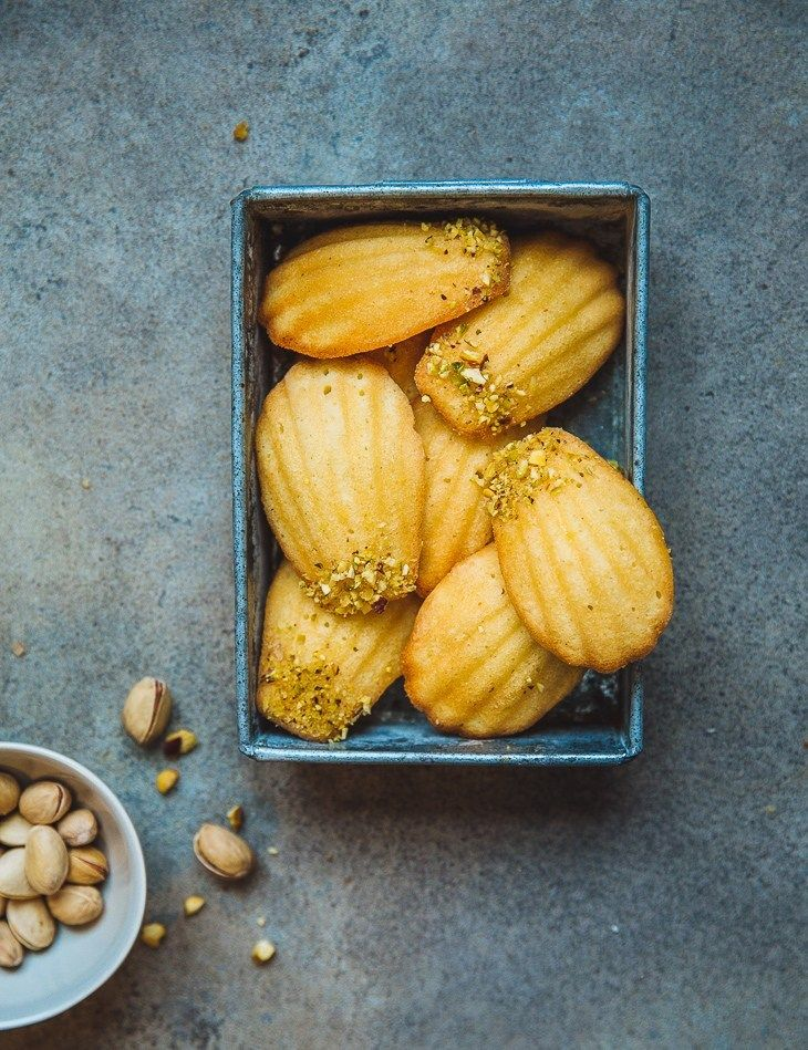 Orange Madeleines from Ottolenghi's 'Sweet' | The All-Day Kitchen