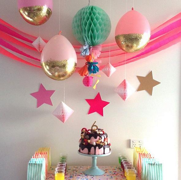 Ideas para fiestas infantiles #invitacionesfiestas #fiestasinfantiles #cumpleañosniños #globos