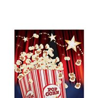 Hollywood Movie Night Cups 8ct - Party City on sale for $1.87