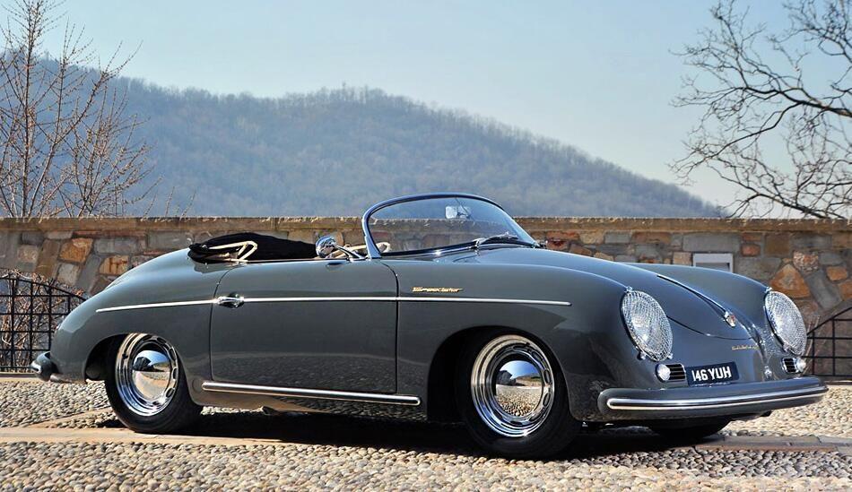 1954 Porsche 356 Speedster …   Automotive design   Porsc…