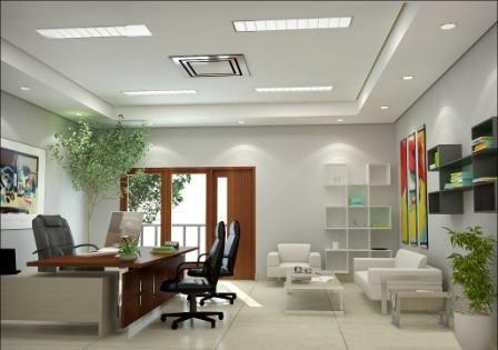 92 Contoh Desain Kantor Interior Terbaik