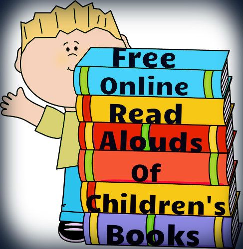 Free website featuring online read alouds of children's