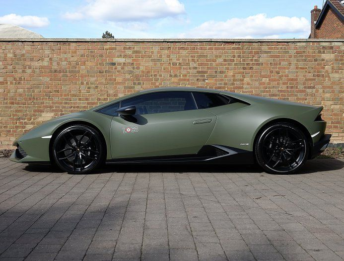 2016 16 Lamborghini Huracan Avio Lp610 4 For Sale Verde Turbine