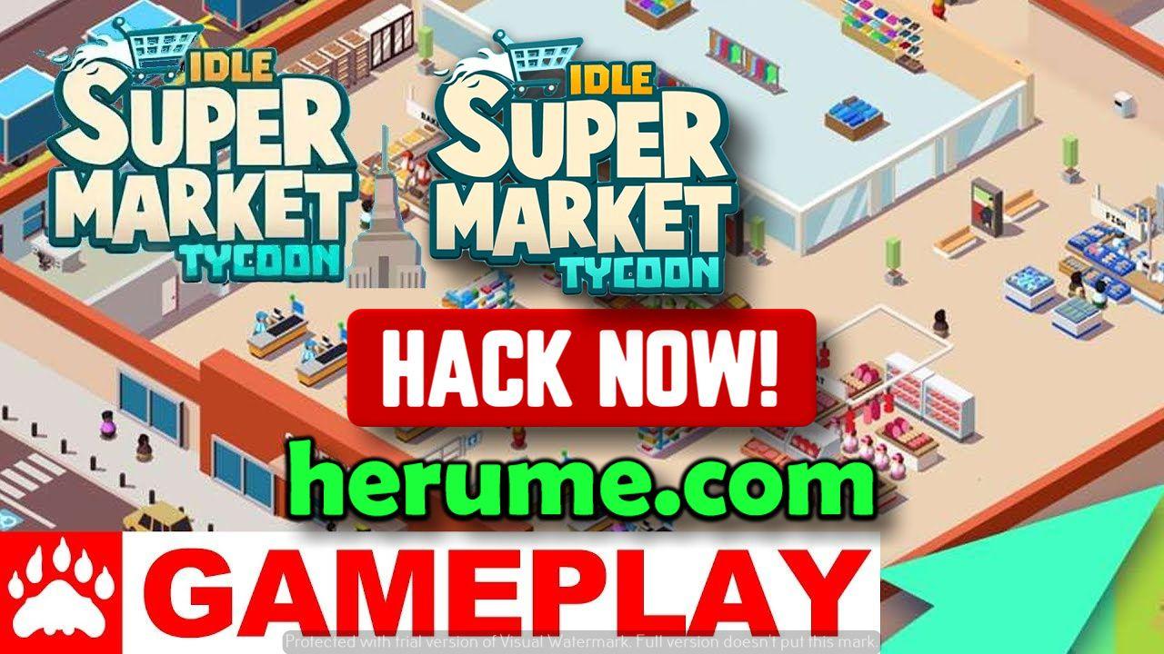 idle supermarket tycoon cheats android