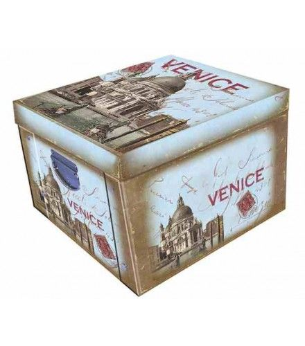 Decorative Stationery Boxes Enchanting Venice Postcard Designmartin Wiscombe Large Collapsible Review