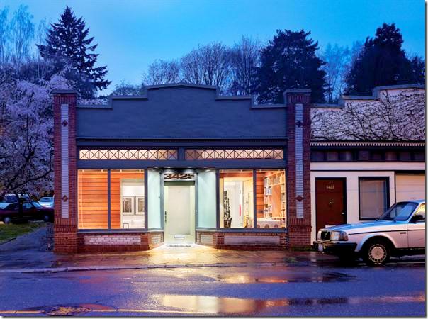 old storefront design