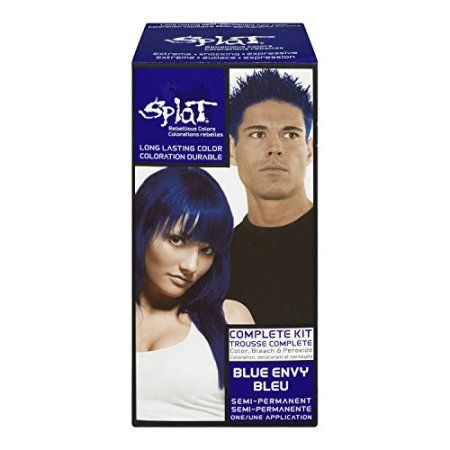 Beauty Semi Permanent Hair Dye Permanent Blue Hair Dye Hair