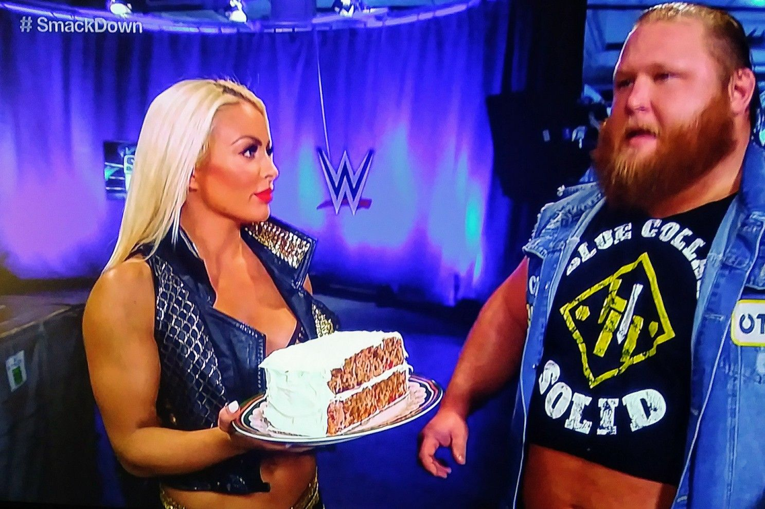 Pin by WWE /MISC on Mandy Rose in 2020 | Concert, Rose, Otis