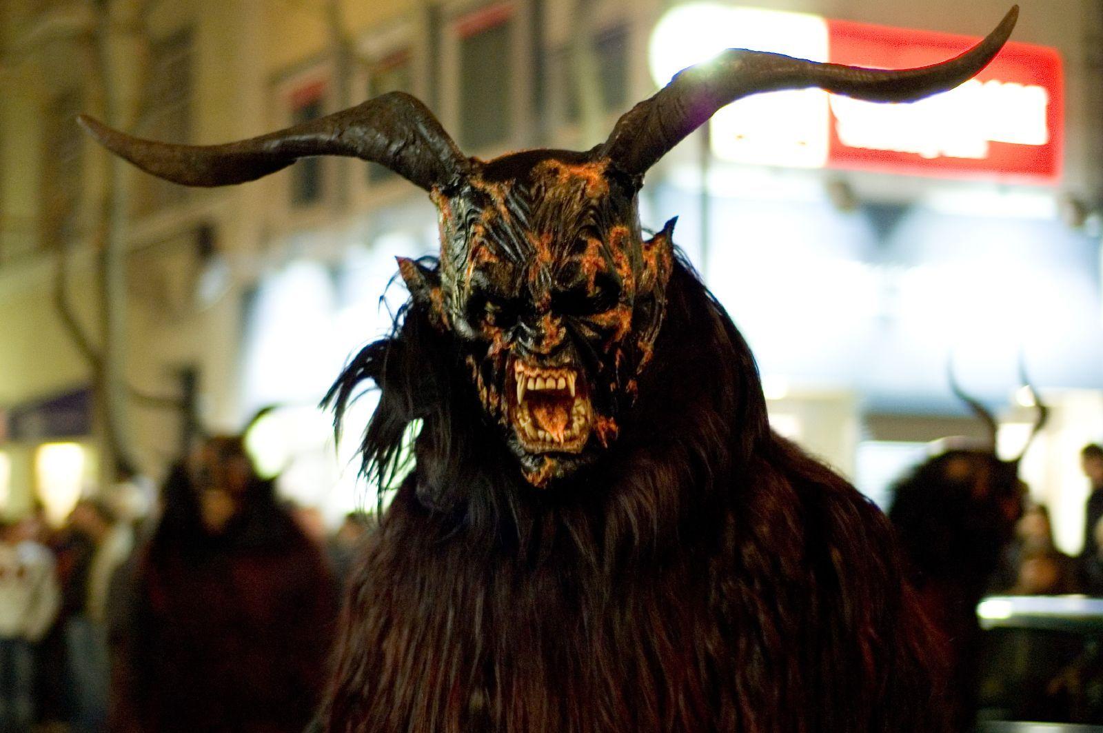 SantaCon Costume - Krampus Night is Coming! | Blood Curdling Blog ...