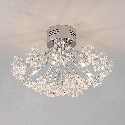 Blossom flush ceiling light 6 arm john lewis ceiling and lights blossom flush ceiling light 6 arm aloadofball Images