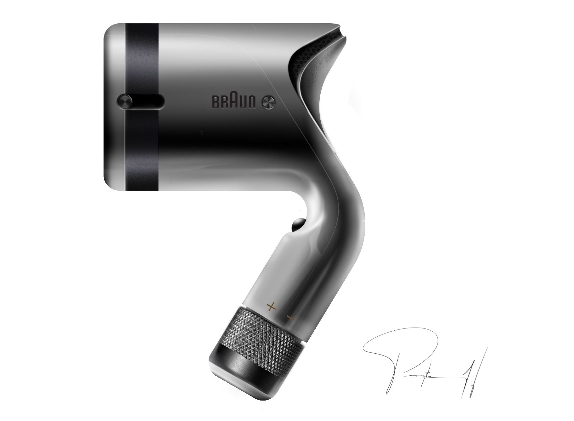 Hair Dryer Design ~ Beauty personal care hair styling tools
