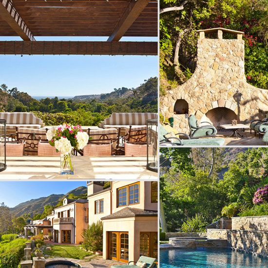 Camille Grammer Lists Malibu Family Estate For $17.9