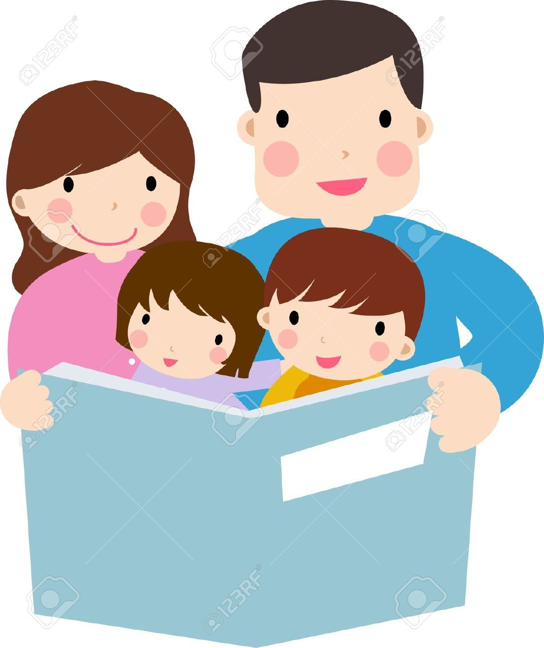 parents and kids clipart google search talk about