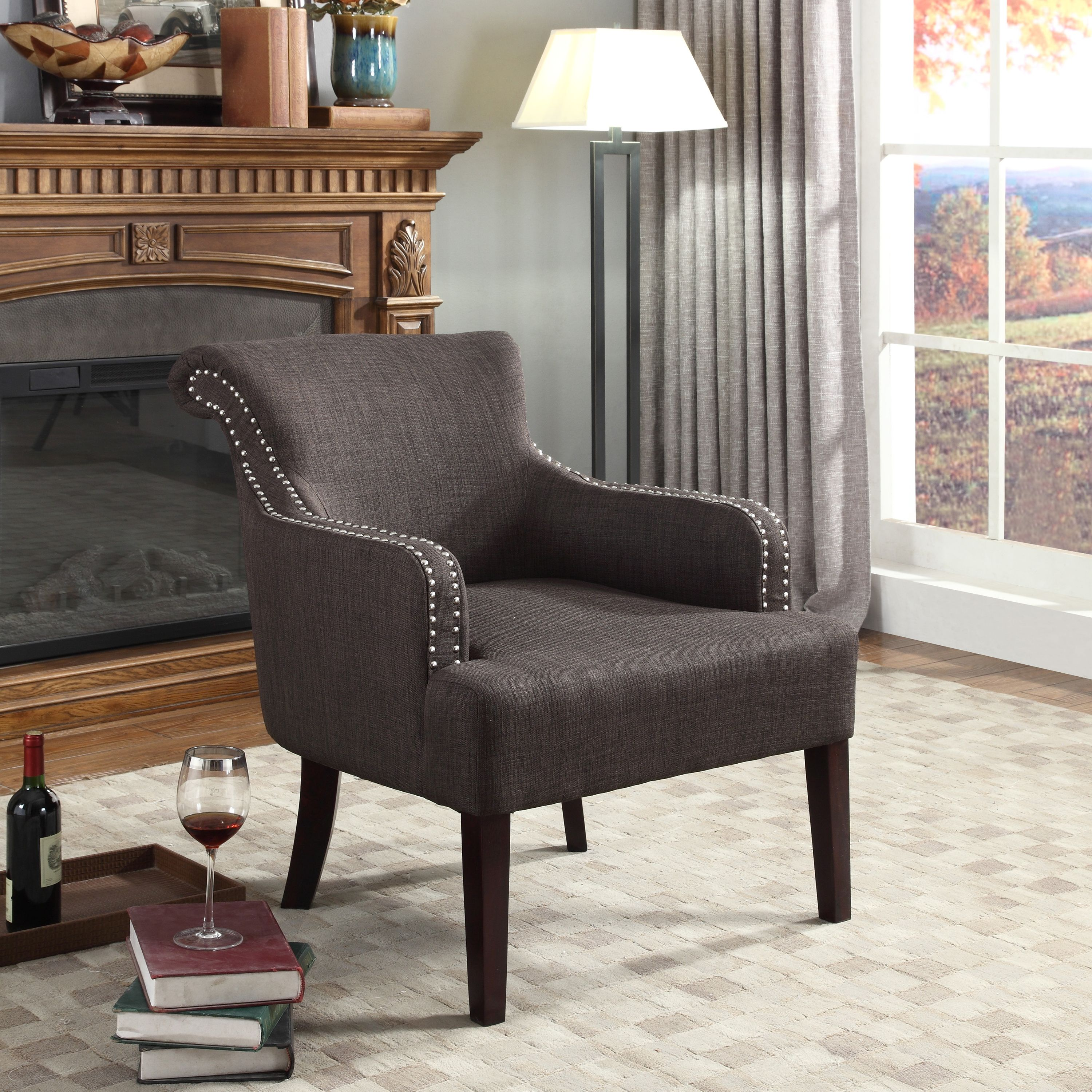 Best Master Furniture S Regency Living Room Accent Chair 400 x 300