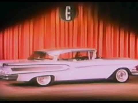 1958 Edsel Line It Sure Lasted A Long Time Edsel Edsel Ford Ford Motor