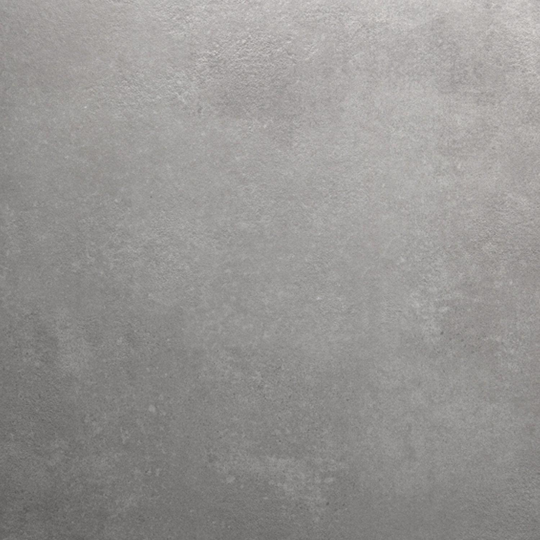 Beton Zement Optik Bodenfliese Fliese Queens 60x60cm Grau: Amazon.de ...