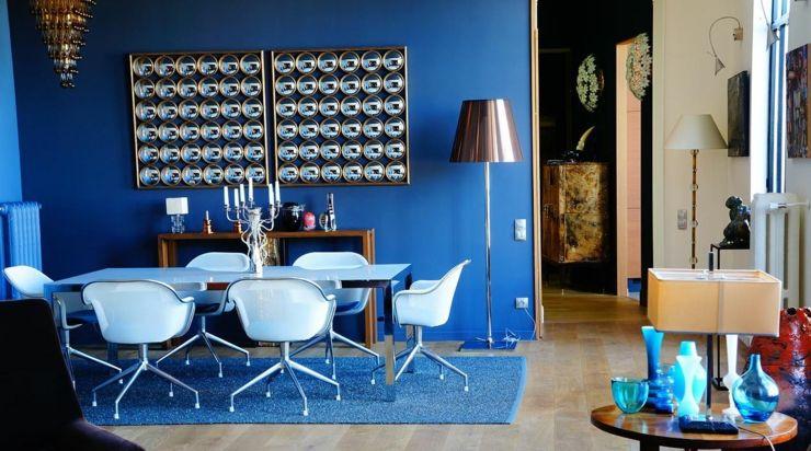 Logement citadin à la décoration design artistique à Bordeaux
