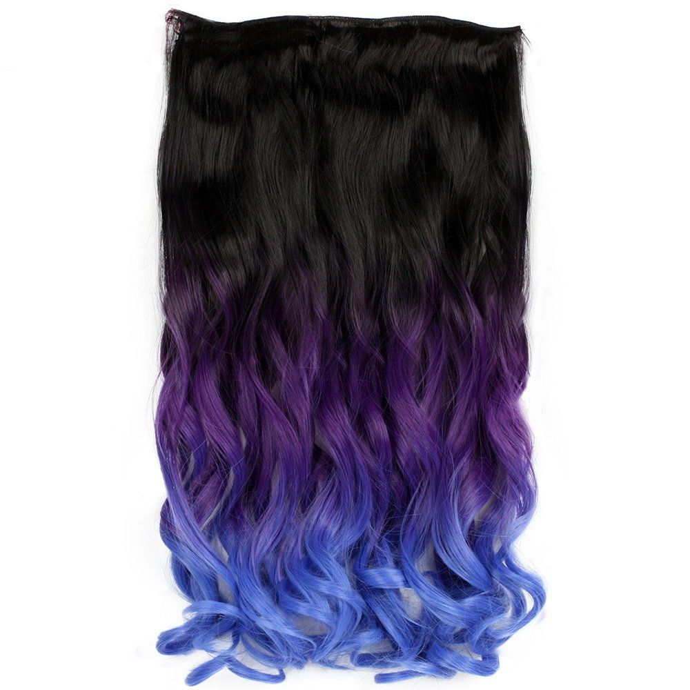 Neverland Beauty 22 One Piece Clip In Triple Ombre Three Tone
