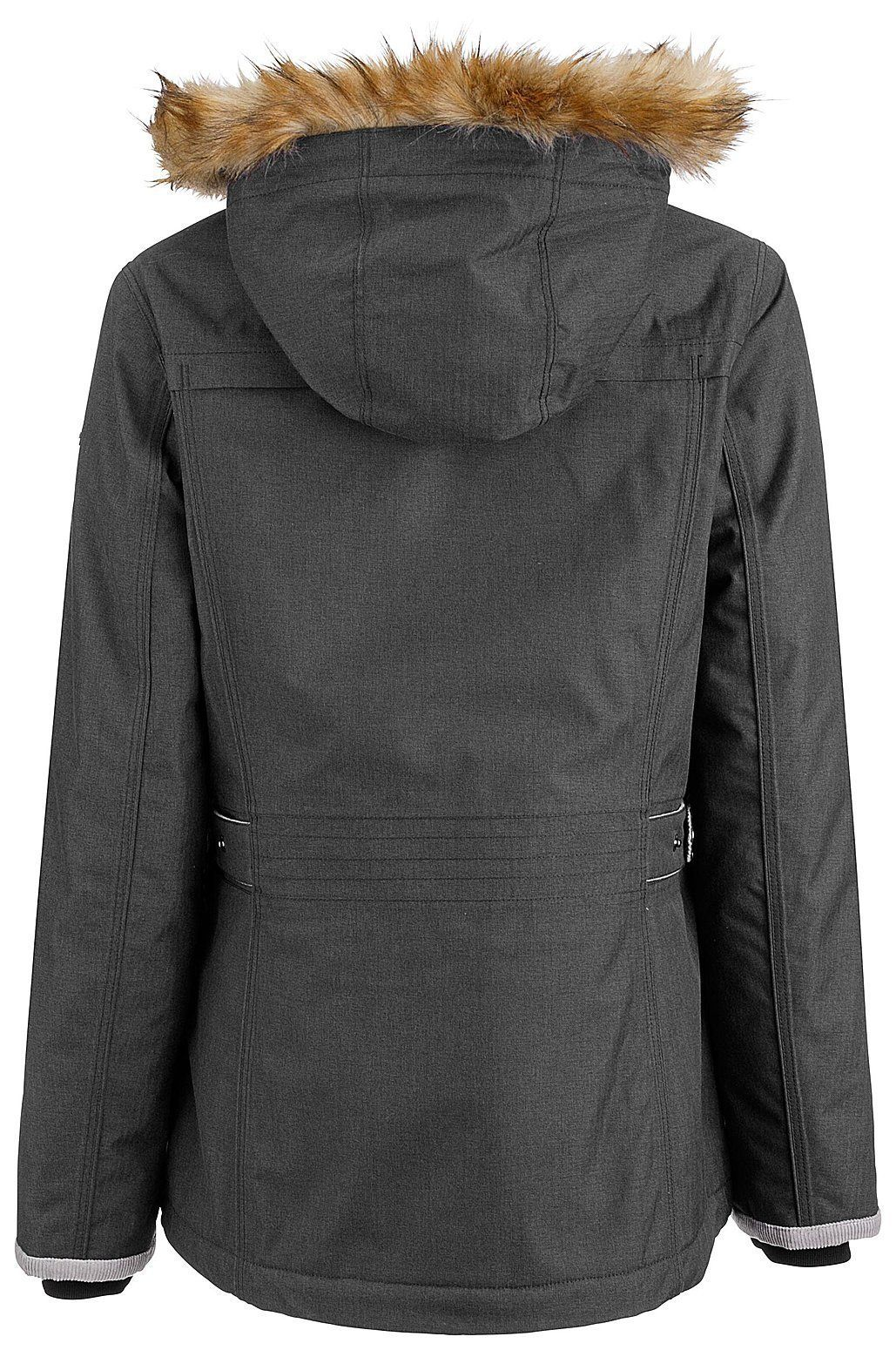 Veste à capuche technique Carla - CMP mode femme - Kramer Equitation