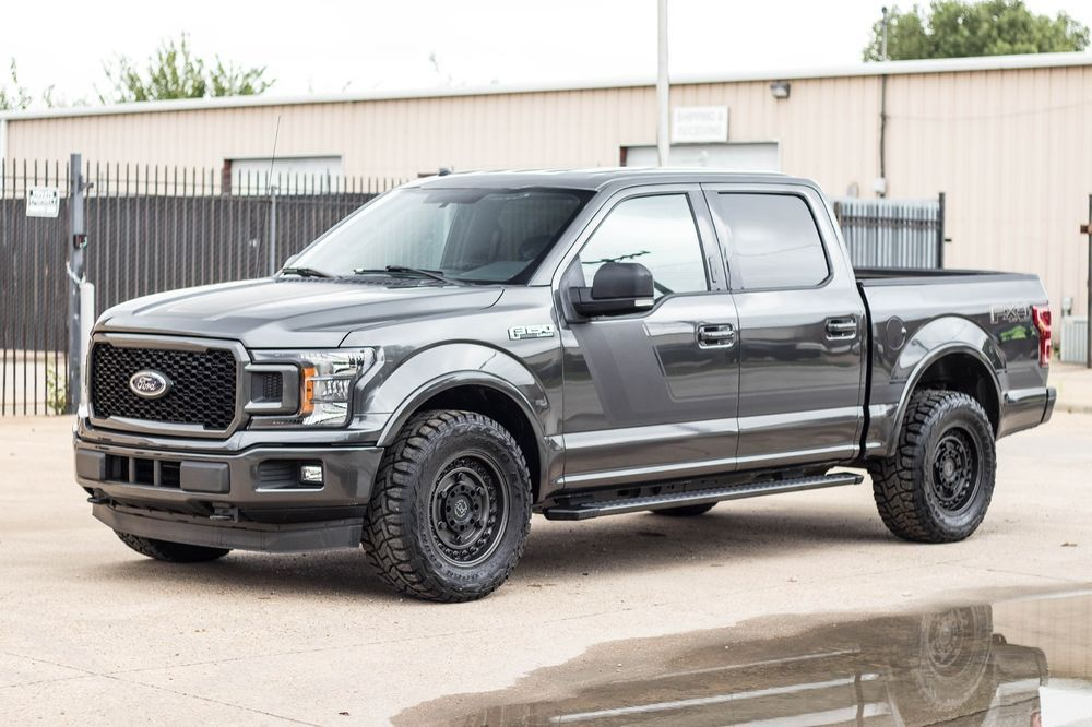 2018 Ford F 150 Fx4 Special Edition 3 5 Ecoboost Crew Cab Ford F150 2018 Ford F150 Ford F150 Xlt
