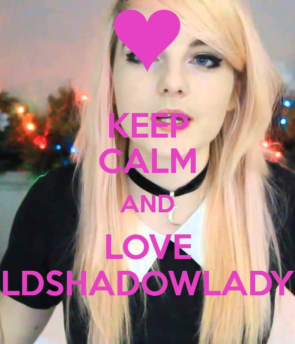 keep calm and love ldshadowlady poster suprunal keep calm o