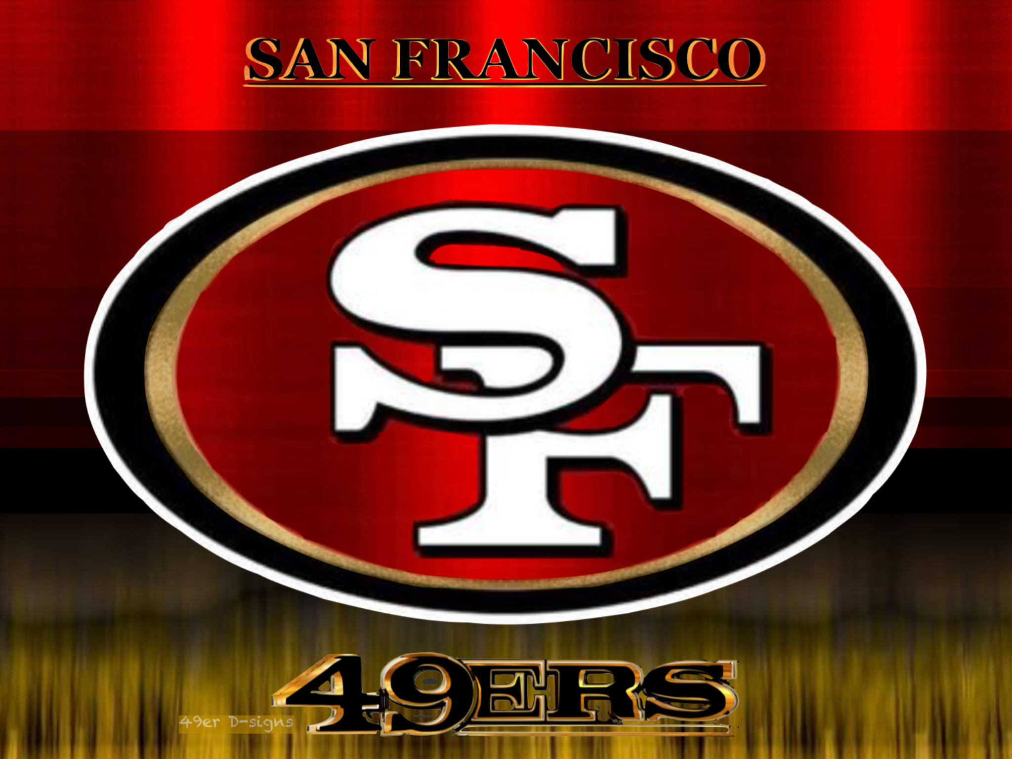 Pin by 49er Dsigns on 49er Logos Niners girl, Chicago