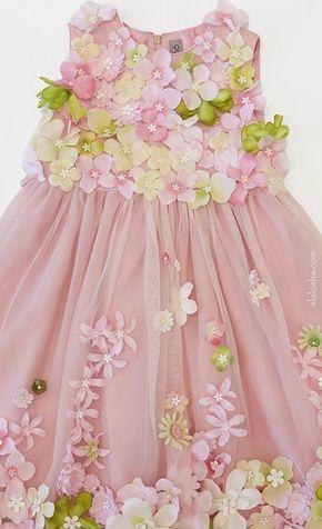 Alalosha Vogue Enfants Quisquis And Stefano Cavalleri Present Summer Fairy Garden Ss15 Dresses Kids Girl Fairy Dress Baby Girl Dresses