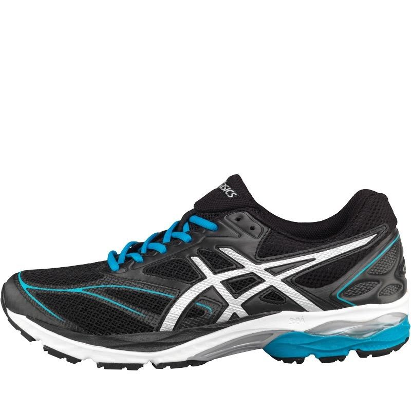 ASICS Mens Gel Pulse 8 Neutral Running Shoes Asics premium gel cushioning running  shoe with visible