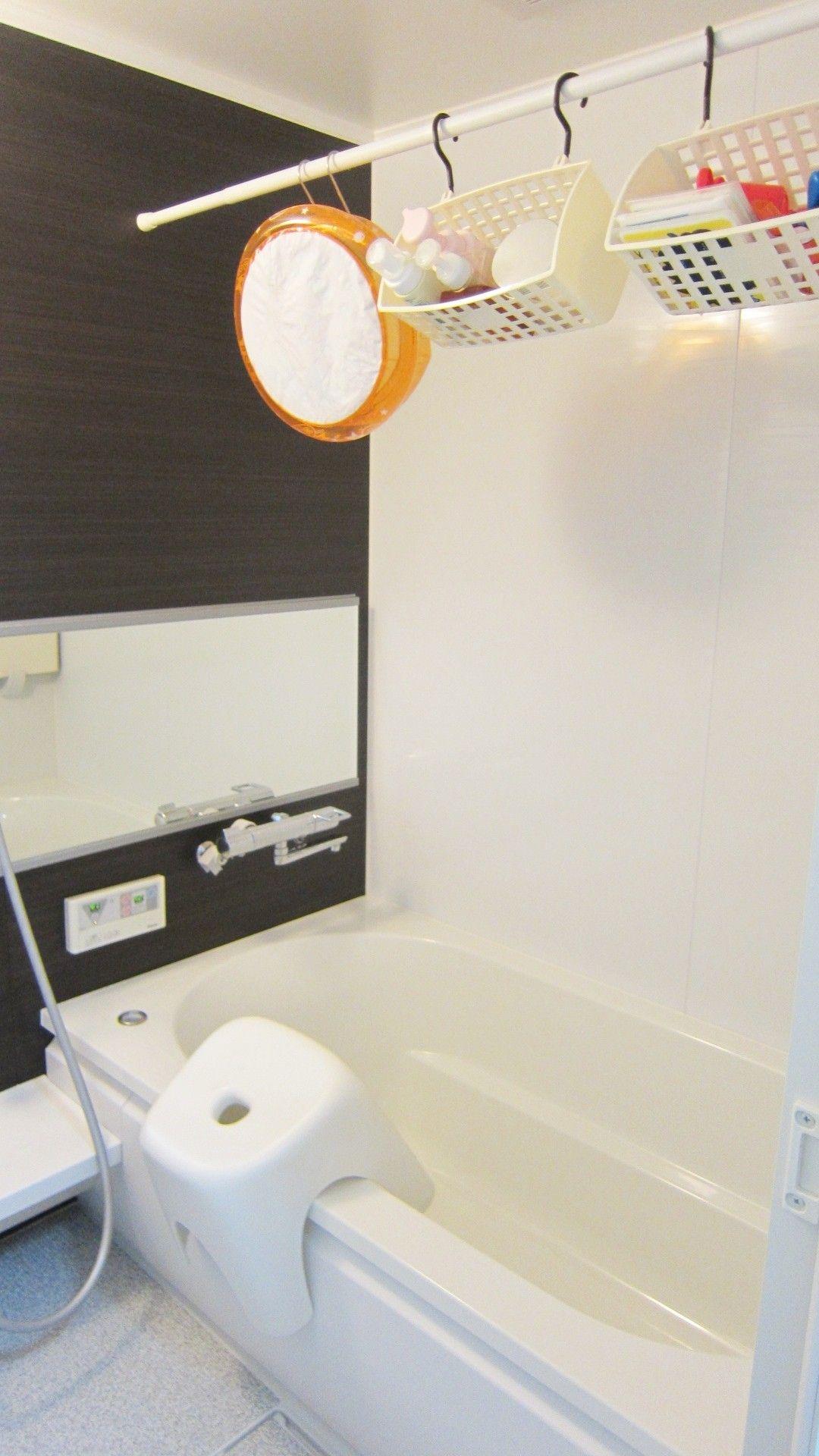 100均グッズで揃っちゃう 浴室 お風呂のアイデア収納術 Suvaco