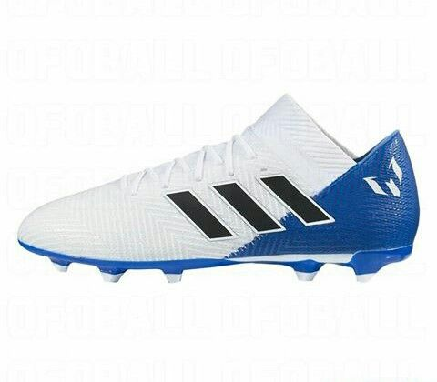adidas Messi 10.1 Firm Ground/Artificial Ground, Chaussures Homme, Azul/Amarillo/Negro, 39 1/3